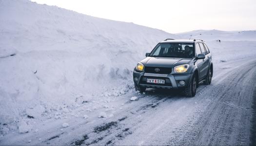 masina sniega